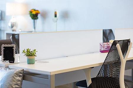 Workmix - Dedicated Desk 4