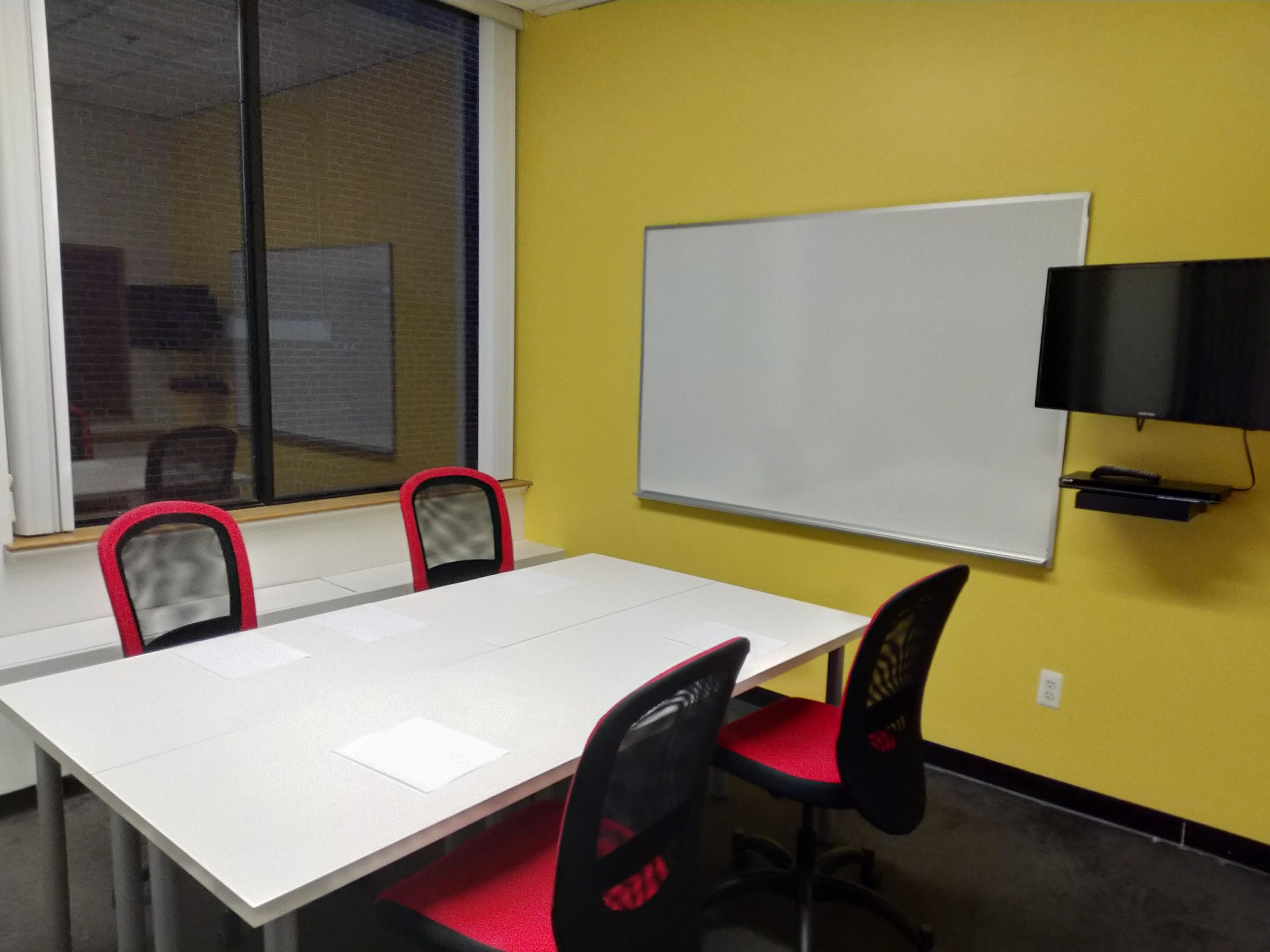Harvard Square Office Space - Room for 4