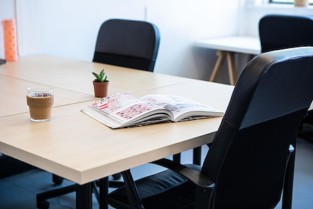 Creative Co-working Space in Manly - Small Desk