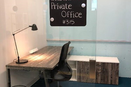 25N Coworking - Arlington Heights - Small Private Office 315