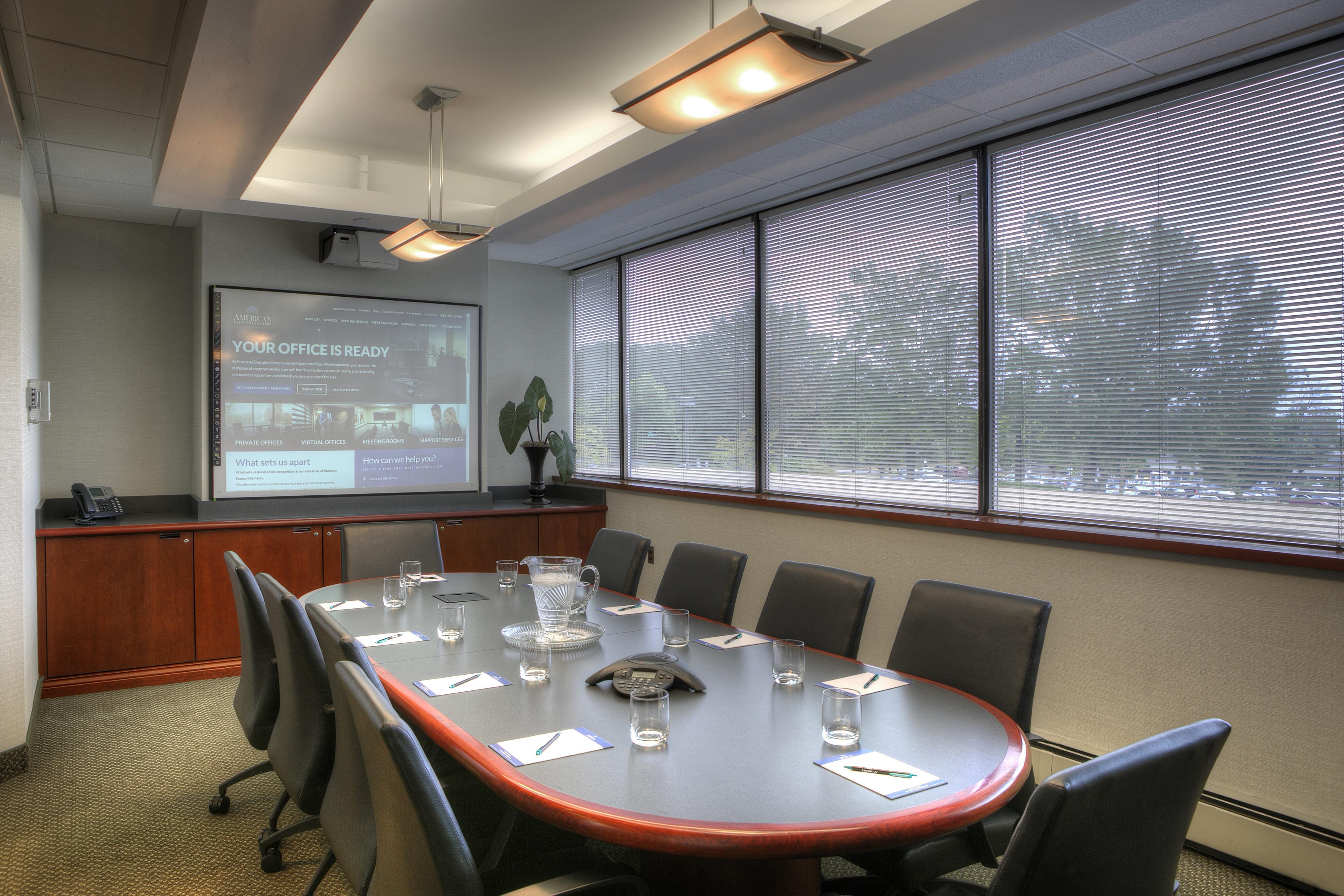 AEC - Marlton - Boardroom