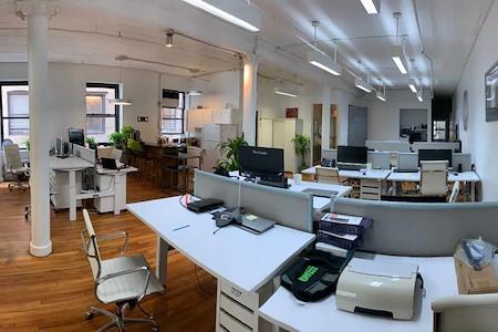 Regalytics - Entire Office Chelsea/Flatiron