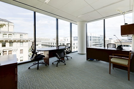 Carr Workplaces - Capitol Hill - Jefferson Day Office