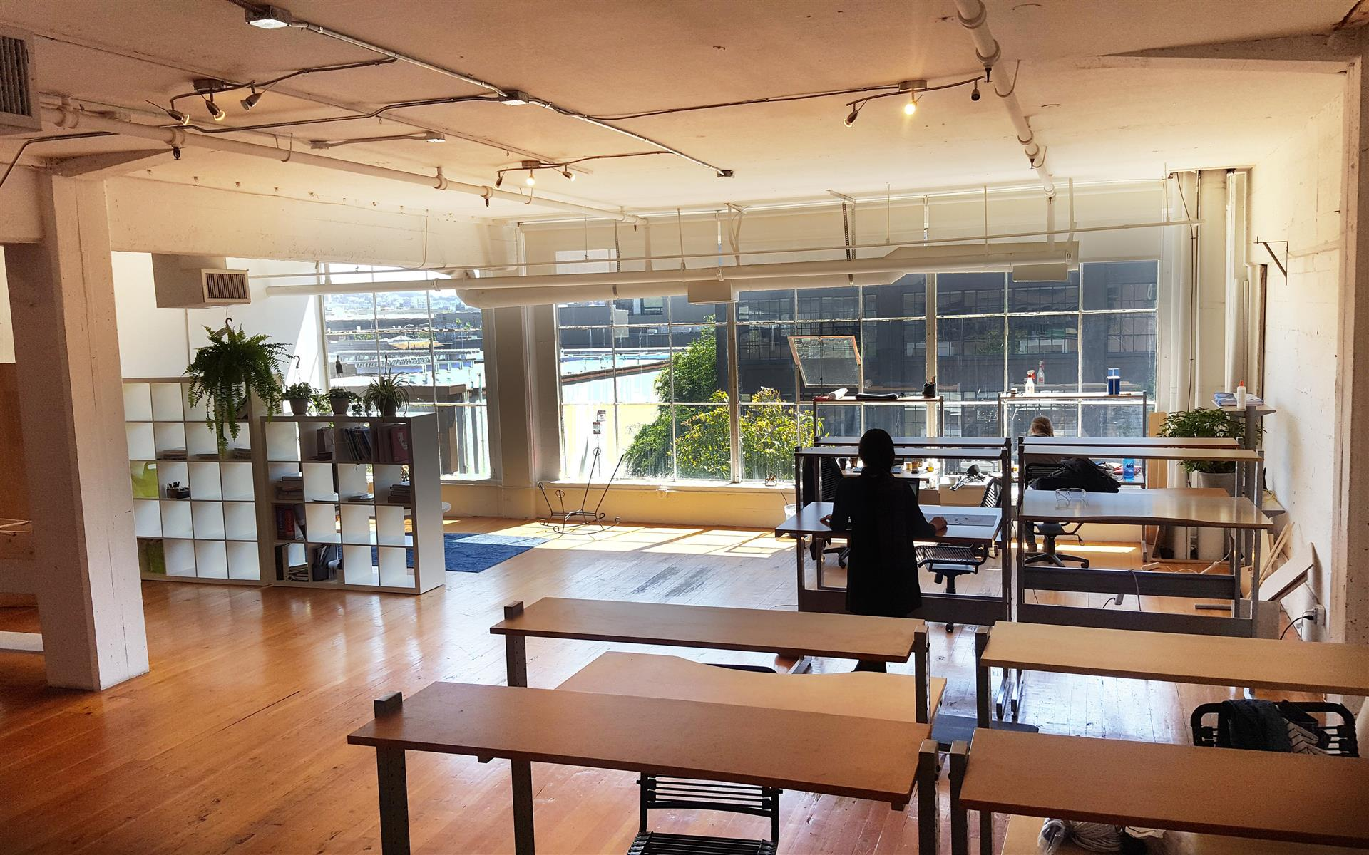 351 9th Street - Sunny Shared Office in SOMA! - Desk - Daily