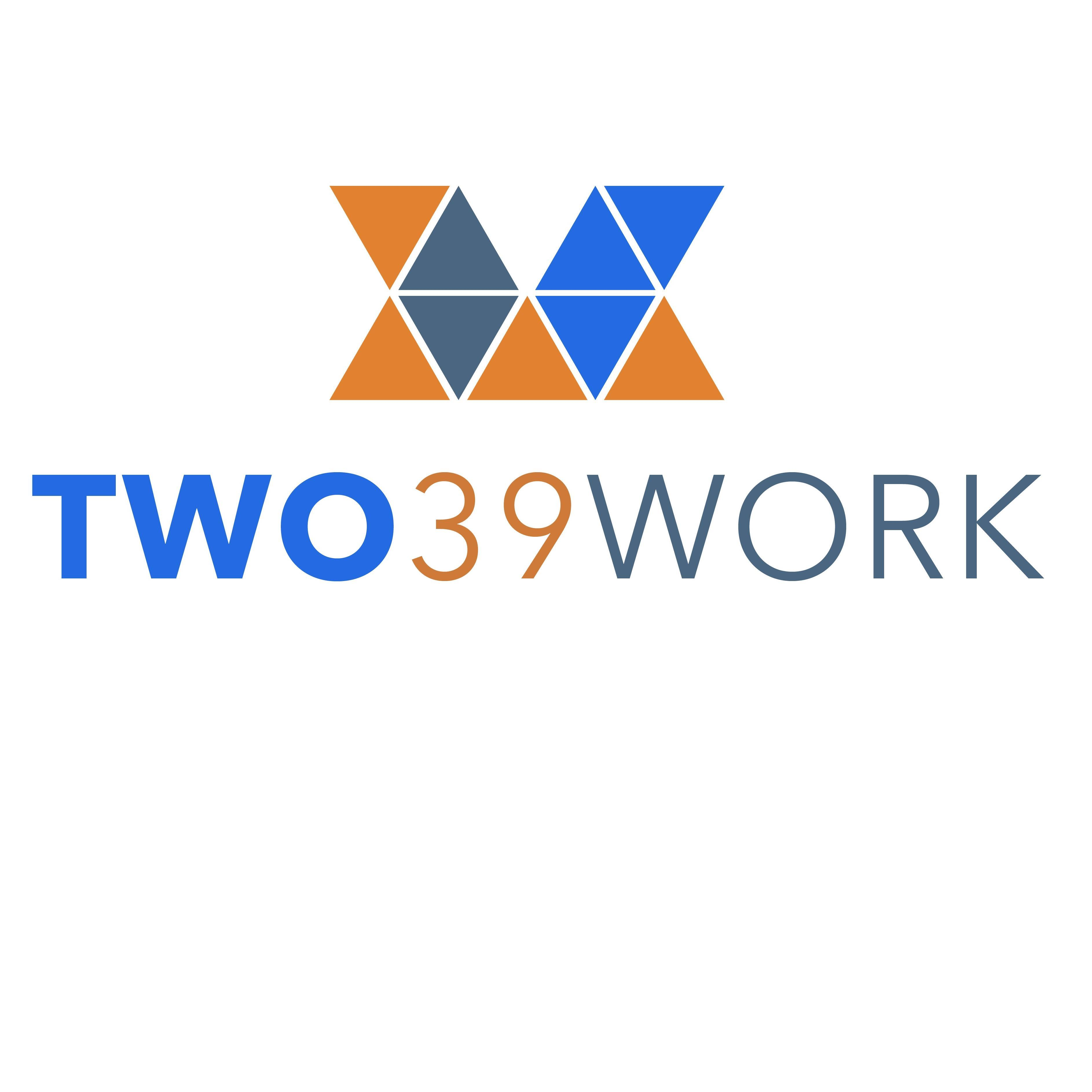 Logo of TWO39WORK