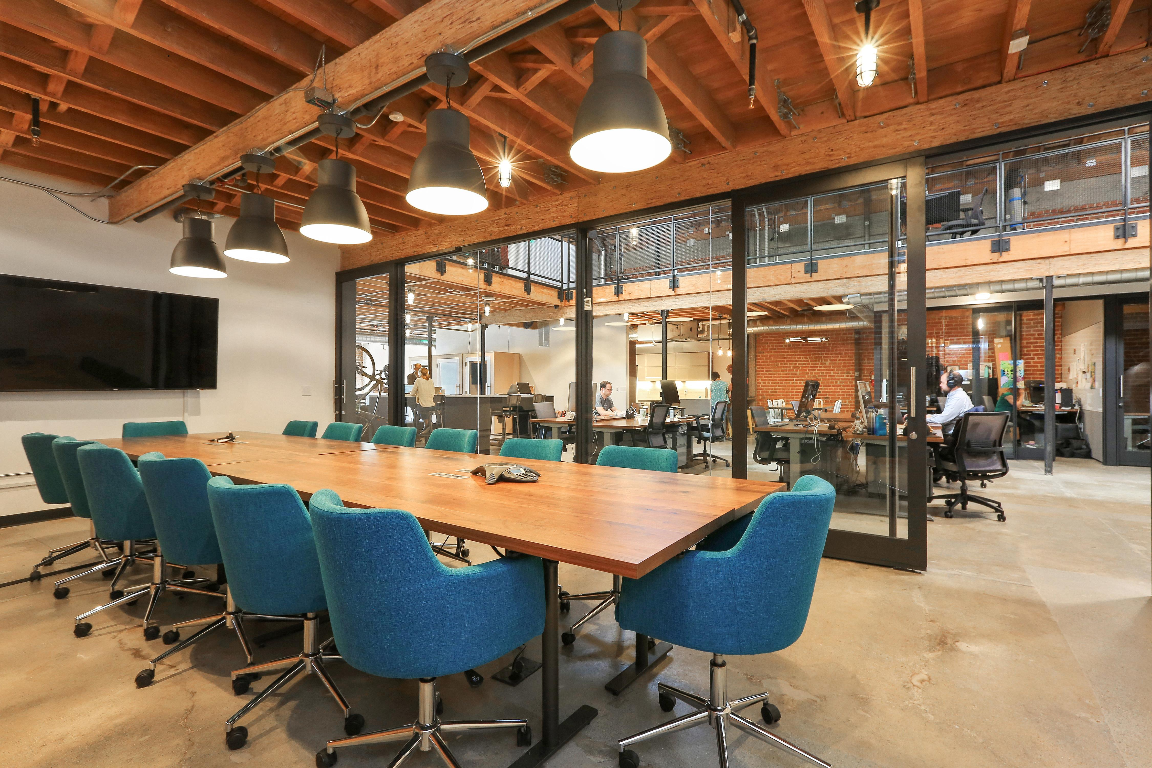Temescal Works - Large 8-13 person private office
