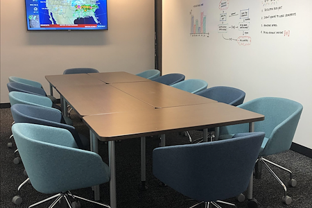 BLANKSPACES Larchmont - Medium Meeting Room #2110