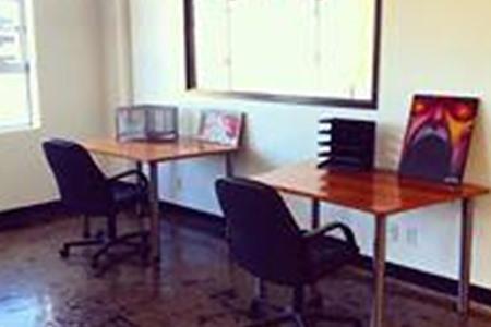 Work Evolution - Dedicated Desk - Month to Month