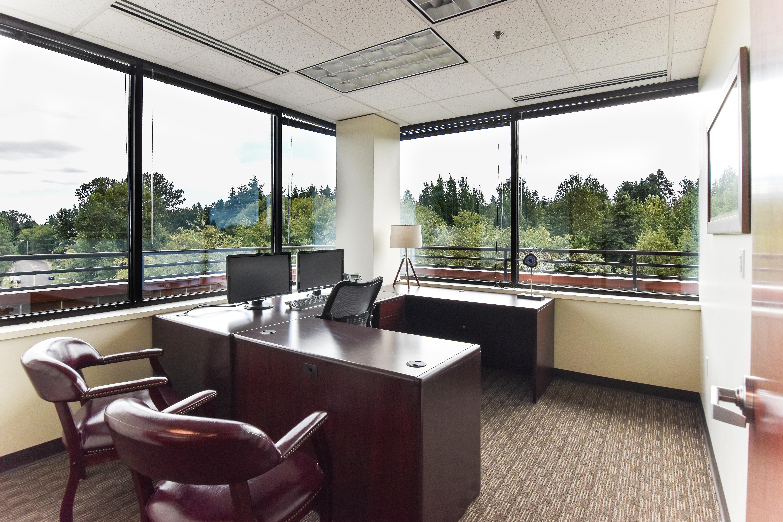 Private Window Office in Mountlake Terrace [101] - Window Office for Lawyers [101]