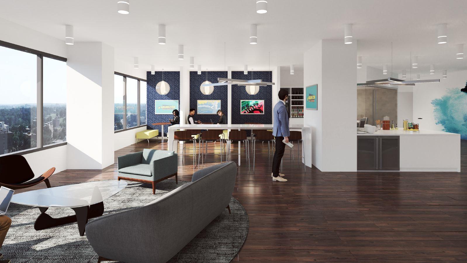 WashREIT | Arlington Tower - Team Office | Suite 830