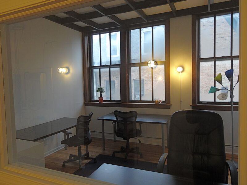 Free Range Office - Large Light-Filled Team Office