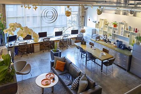 Umlaut Salon - Natural Light Office Loft Studio in SOMA