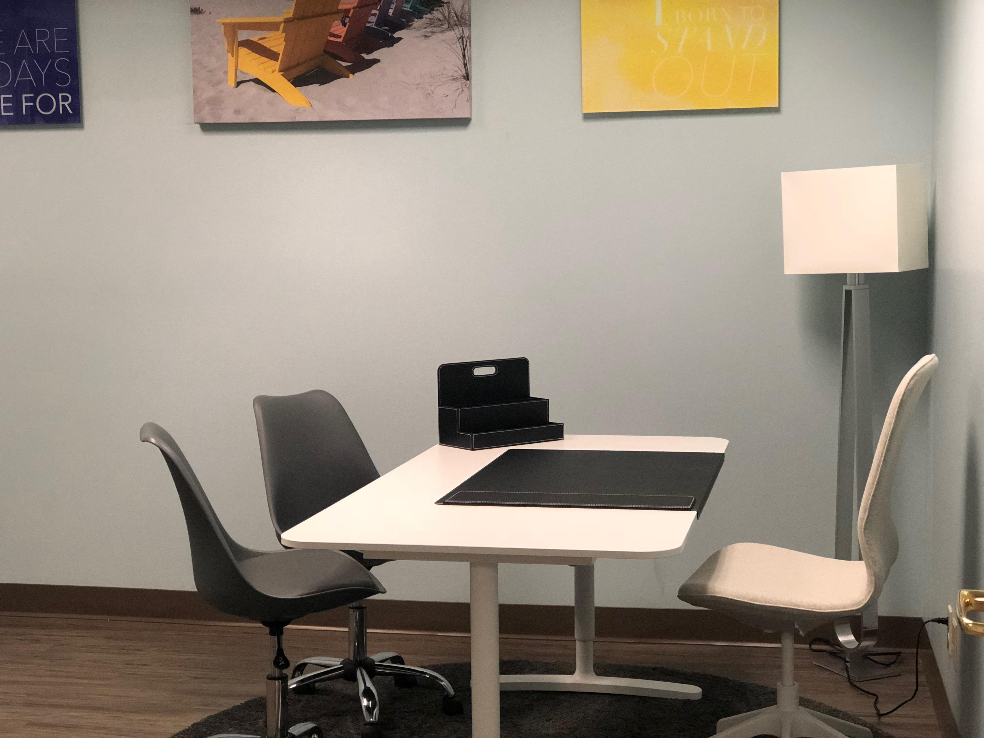 Work and Play Lounge - Private Office 2