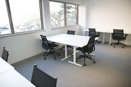 MakeOffices   Glover Park - 8 Person Office