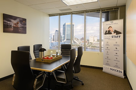 Intelligent Office of Jacksonville - Riverview Conference Room