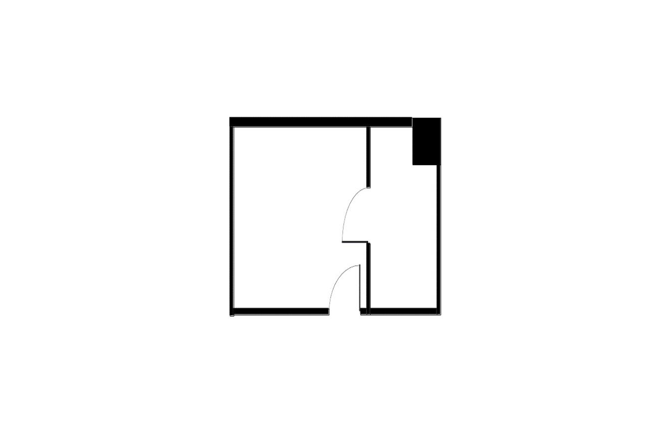 Boxer - Pavilion Towers - Private Office | Suite 1-0708
