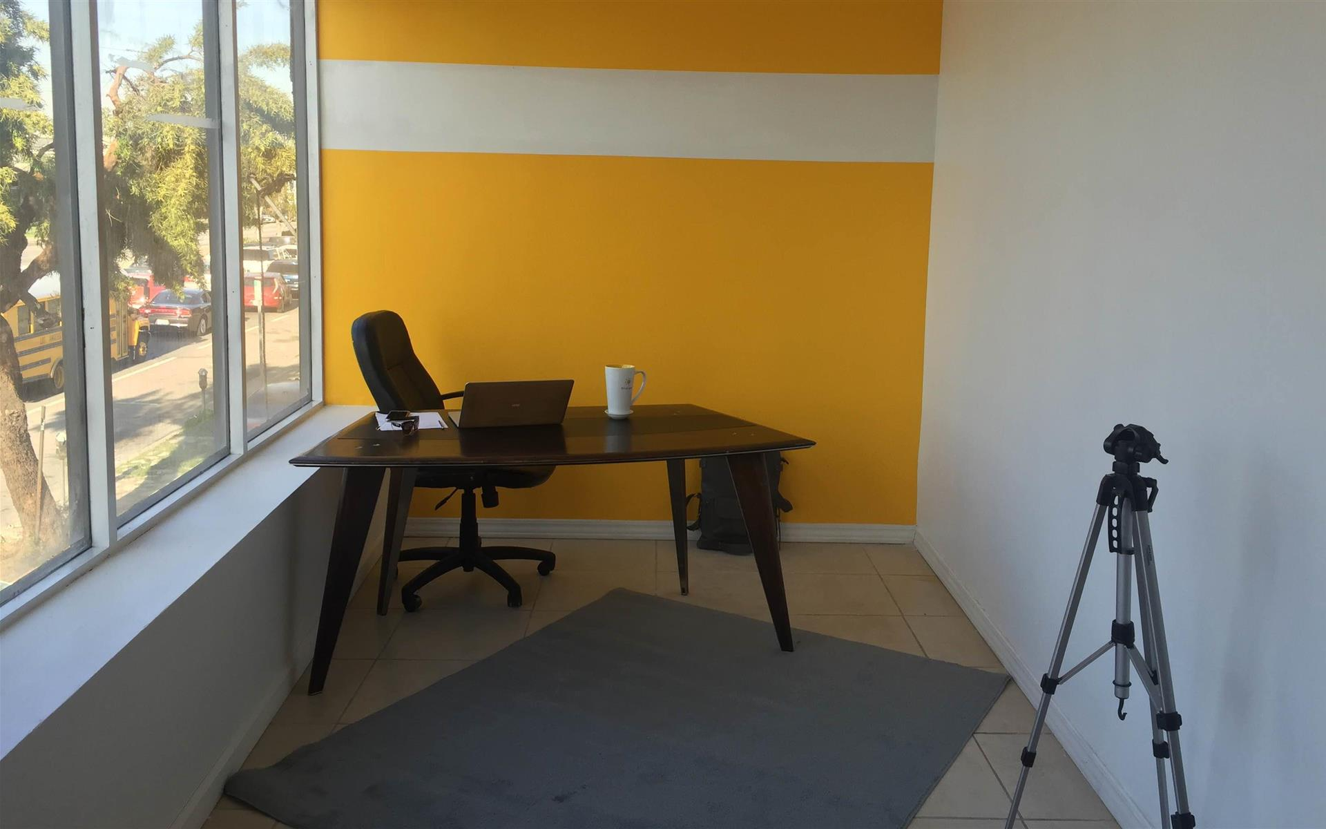 Quiet Office Space - Semi Private Office