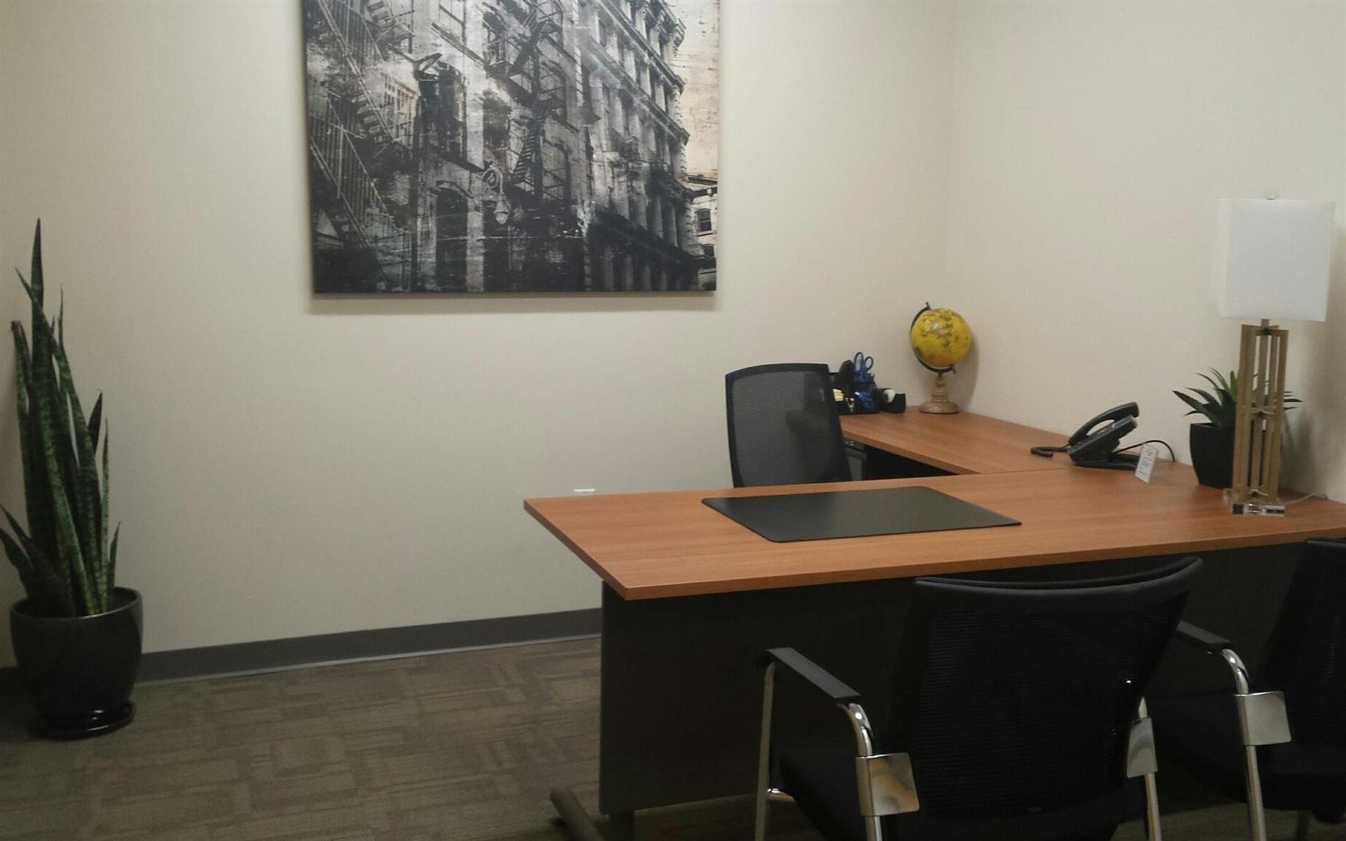 Burlington Office Space