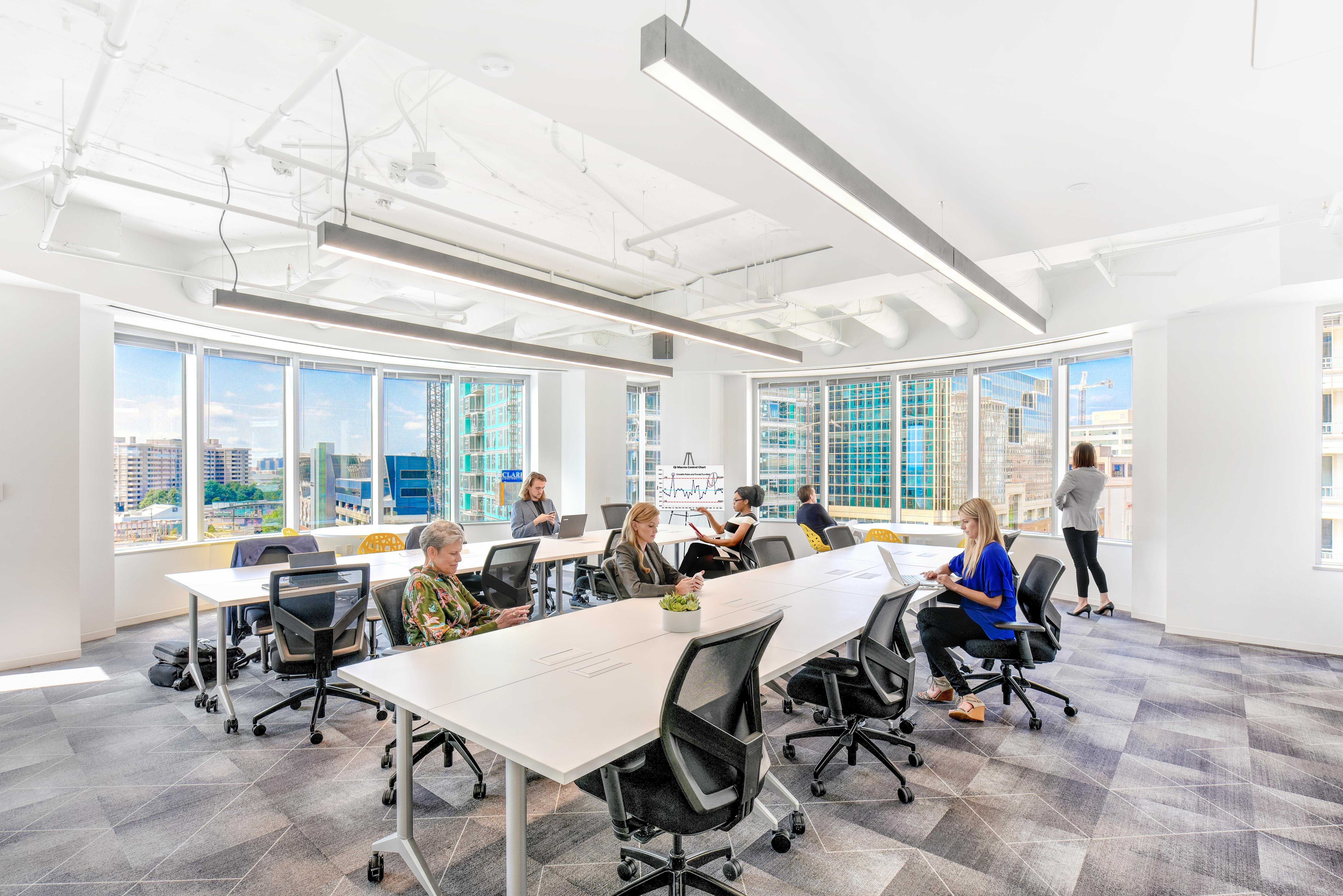 TechSpace - Arlington/Washington DC - Suite #832