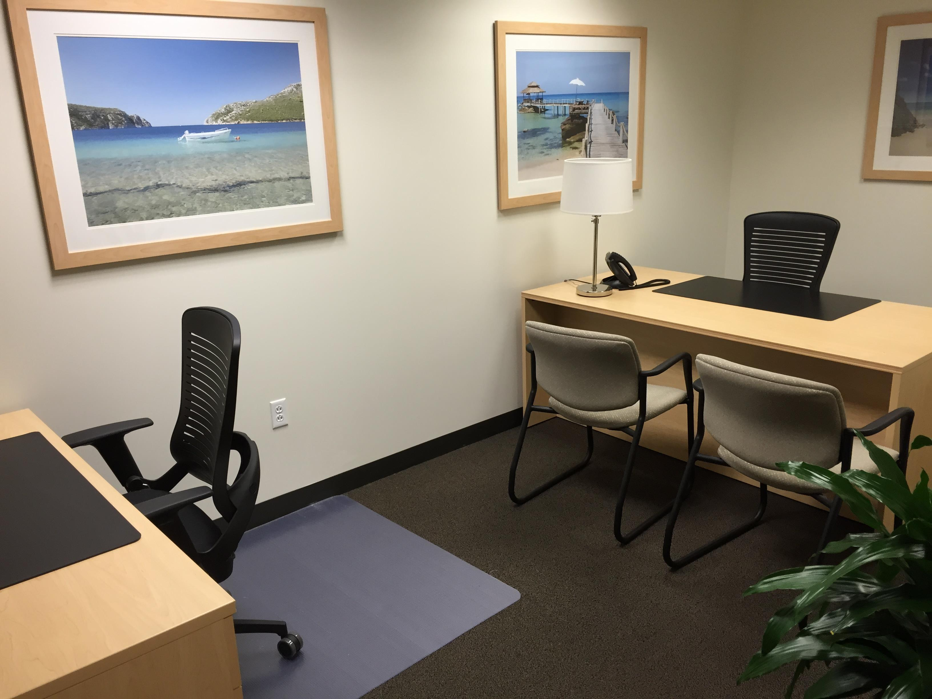 Intelligent Office Uniondale - PERFECT Office for 2!