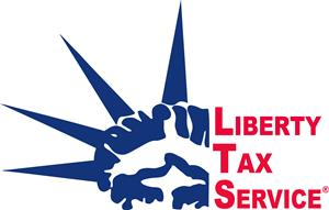 Logo of Kellery Tax, Inc. d/b/a/ Liberty Tax Service
