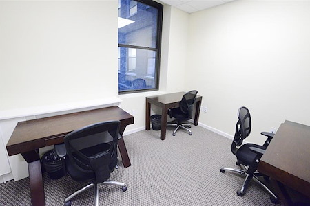 Jay Suites Madison Avenue - Private Window Office Suite
