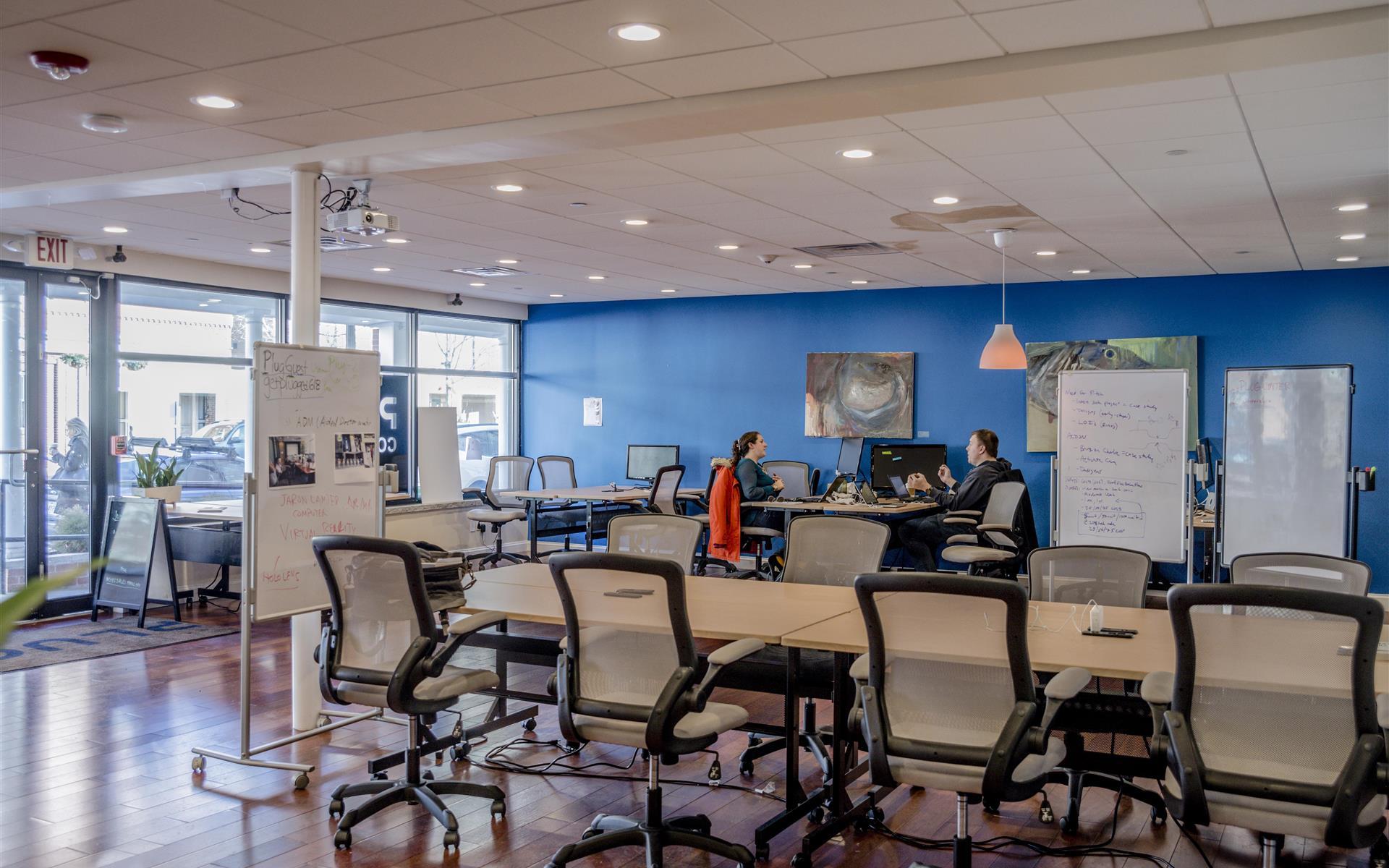Plug Cambridge Coworking - Promotional Designated Desk