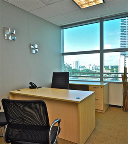 Quest Workspaces- 1395 Brickell - Day Office 9th Floor