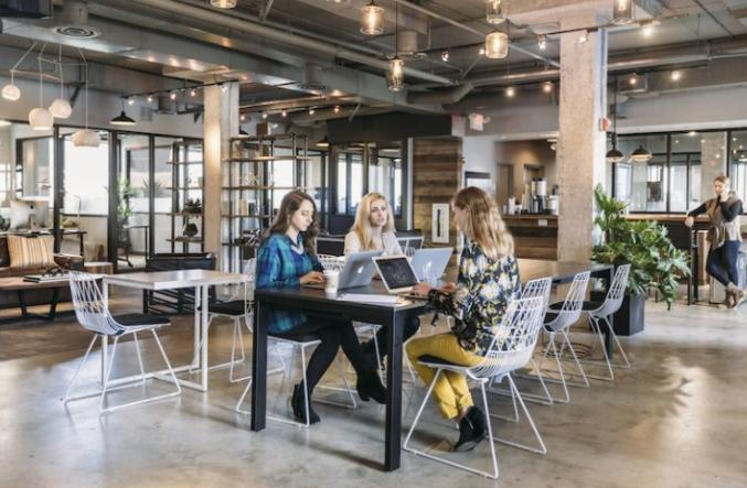 Industrious | Madison - Dedicated Desk