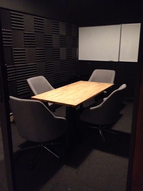 Starfish Mission - Blockchain Coworking, Industry Hub - Podcasting in The Padded Cell