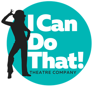 Logo of I Can Do That Theatre Company
