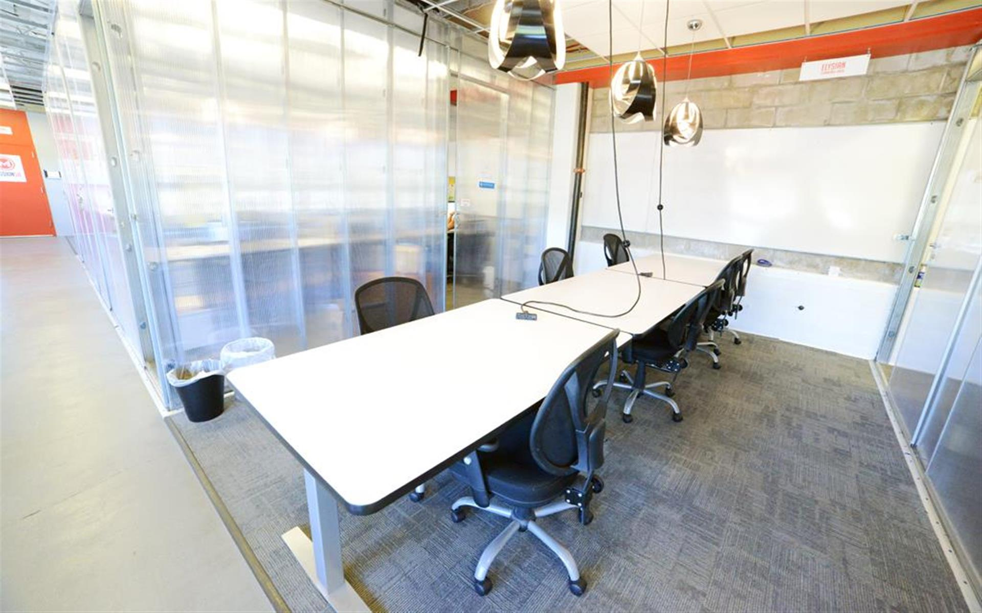 Mission 50 - NJ's Premier Coworking Space - Open Desk Coworking Unlimited 24/7
