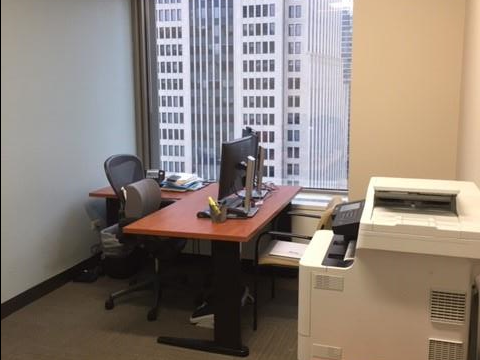 Private Office w/ VIEWS! - Private Office for 1-2