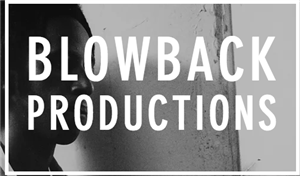 Logo of Blowback Productions