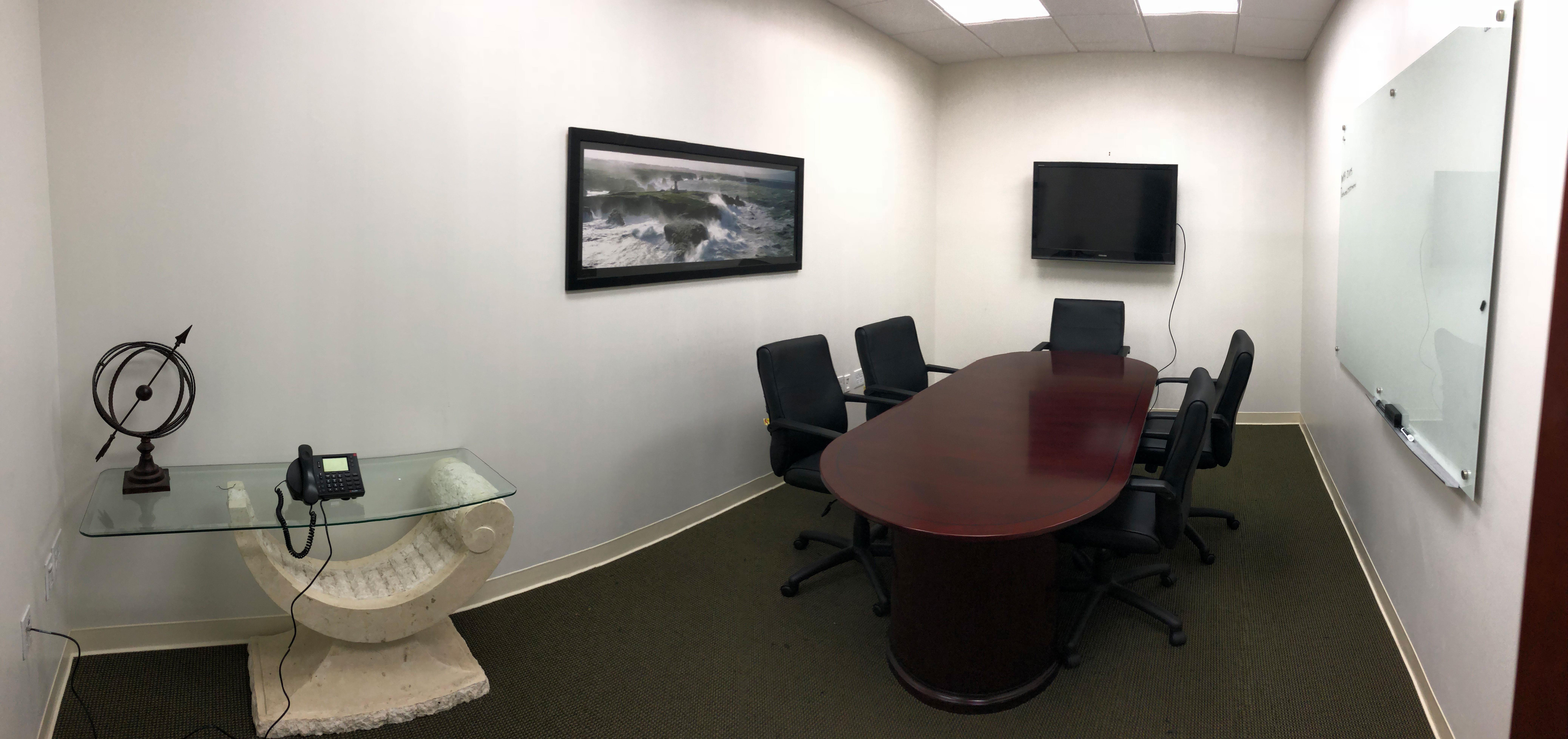 Irvine Virtual Office - Medium Meeting Room