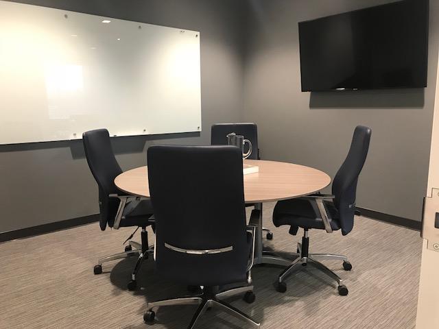 Intelligent Office - Bloomington - Lake Nokomis Conference Room