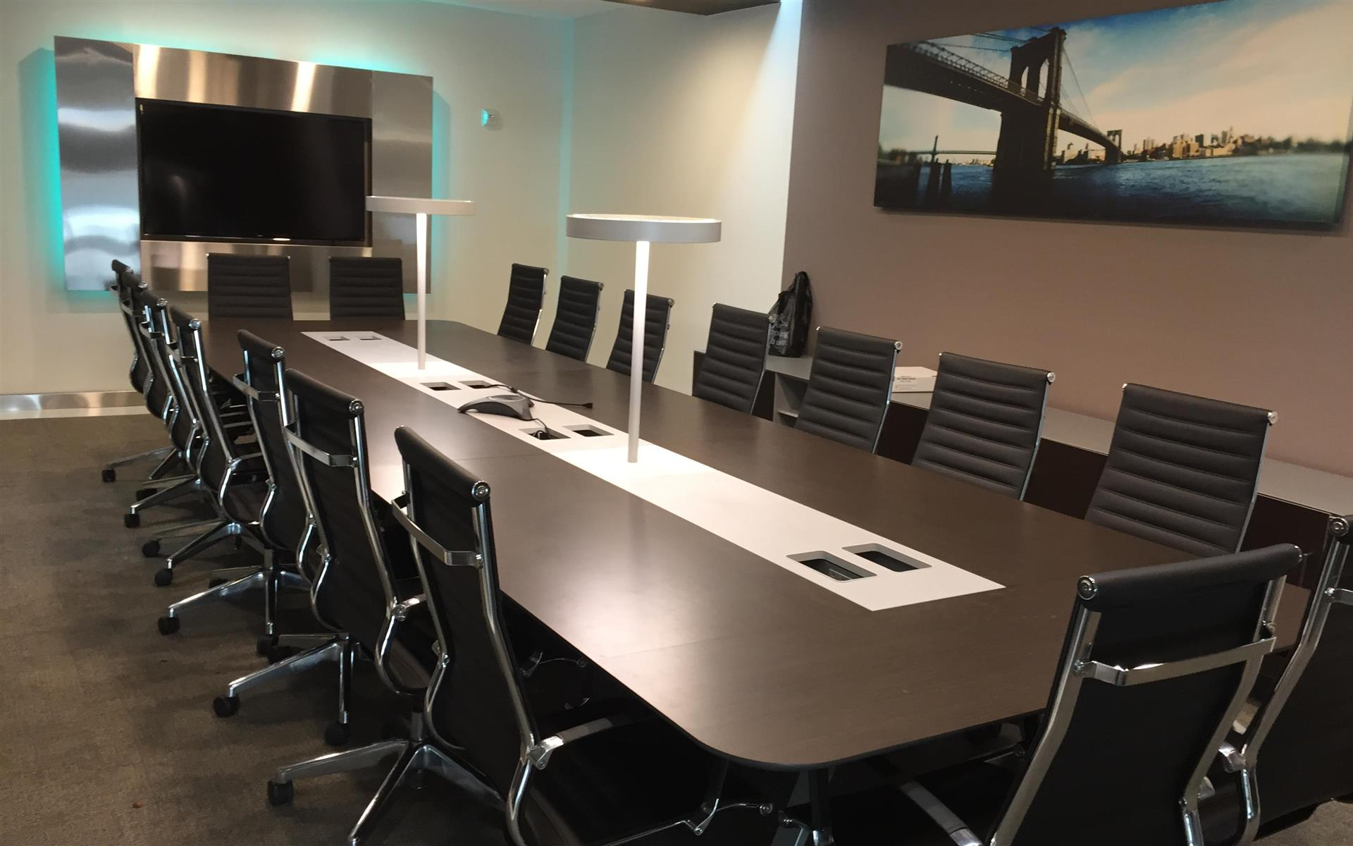 Jay Suites 34th Street - Meeting Room D - Herald Square