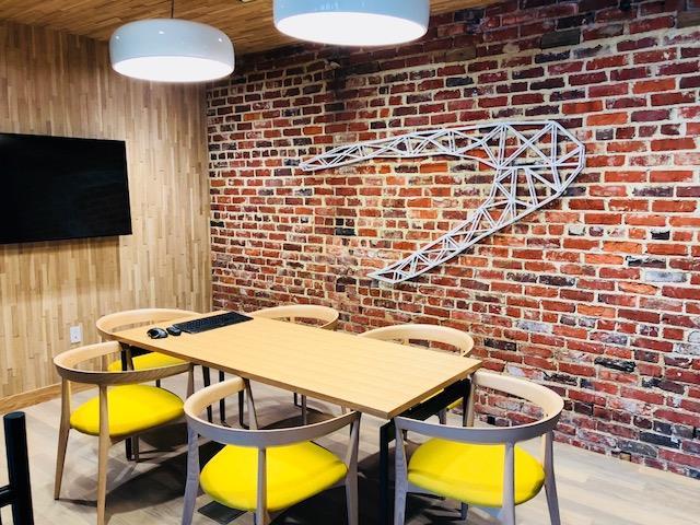 Capital One Café - Carytown - Meeting Room 1