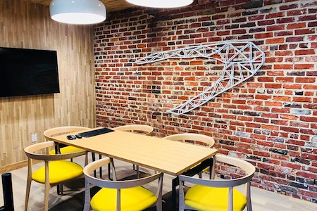 Capital One Café - Carytown - Meeting Room 1
