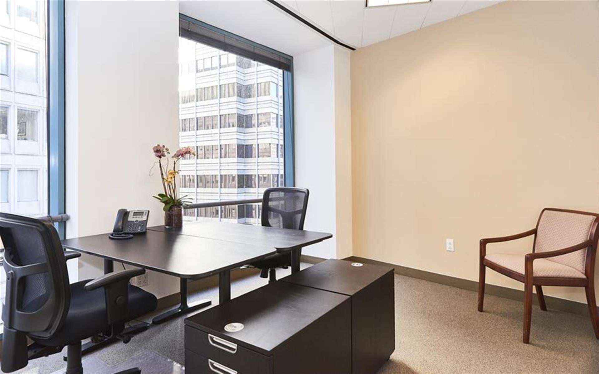 Raven Office Centers - 388 Market - Day Office 8