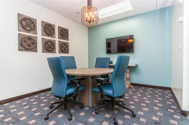 Quest Workspaces 777 Brickell Ave - Small Conference Room