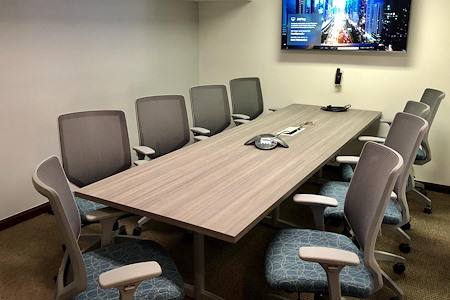 NextSpace San Jose powered by Pacific Workplaces - San Fernando Conference Room