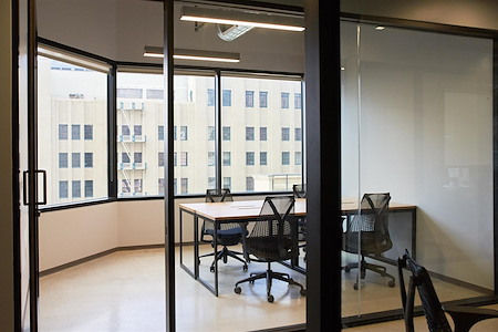 Industrious Downtown Los Angeles - Team Office for 5