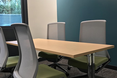 Mission Branch Library - Study Room 4