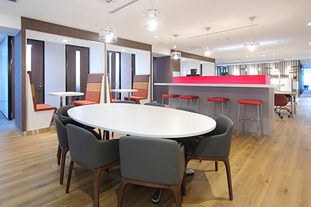 Regus | Nagoya, Sakae Gas Building - Dedicated Desk