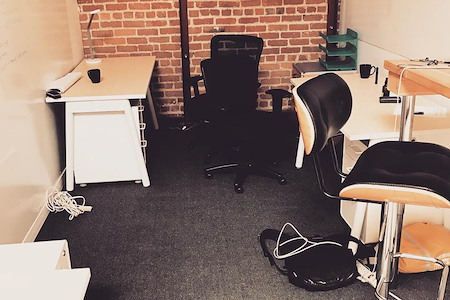 Starfish Mission - Emerging Tech Coworking Space - Spacious Team Office for 6 People