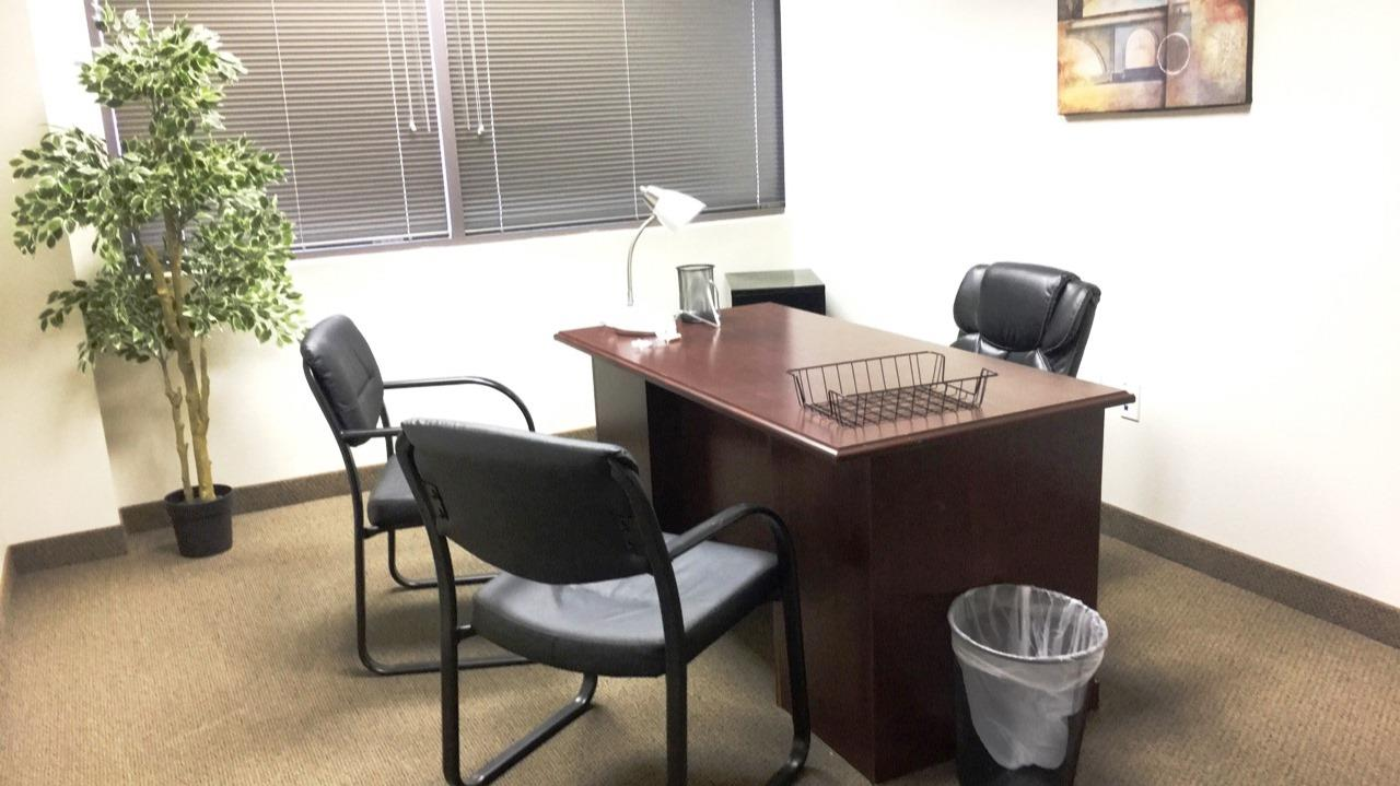 Blue Sun Office Suites - Office 250 with window