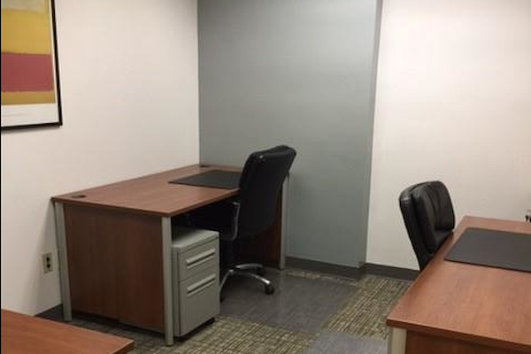 NYC Office Suites - 1350 6th Ave - Class A Midtown West 4-Office Suite