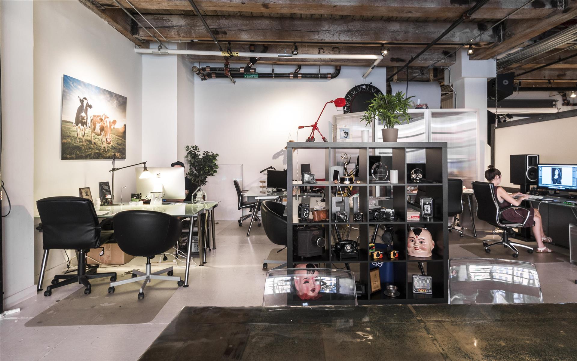 Elevin Studios - Elevin Studios - Coworking studio space