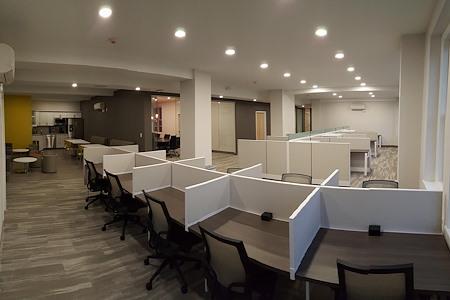 WBC Office Suites - Open Desk 1